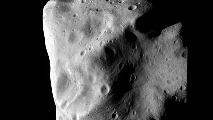 What is the biggest asteroid?