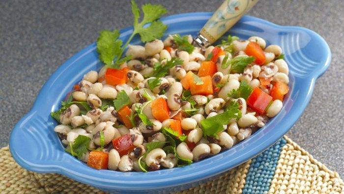 Why Do People Eat Black-Eyed Peas on New Year's Day?