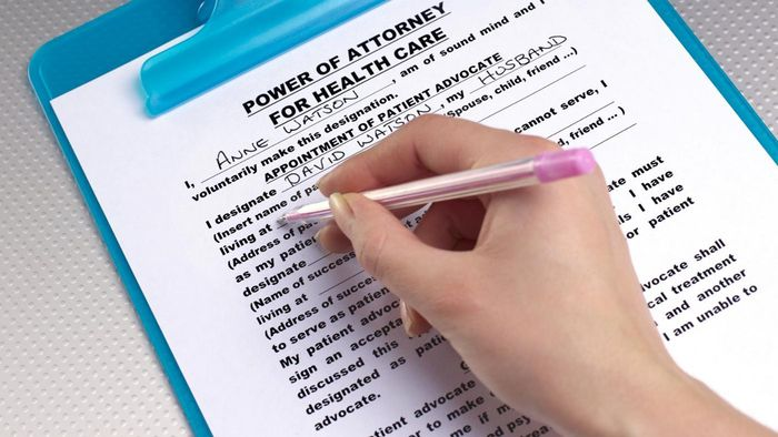 What Are Blank Power Of Attorney Forms Reference