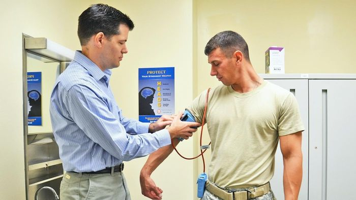 What Does Blood Pressure Affect?