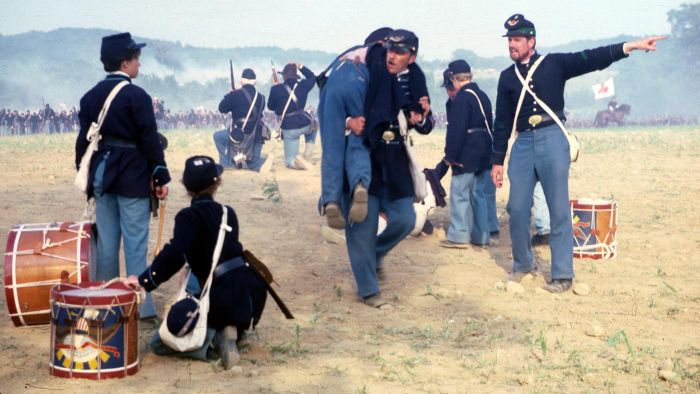 What was the bloodiest battle of the Civil War?