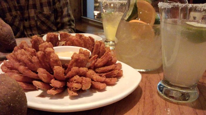 How Do You Get a Free Bloomin' Onion at Outback?