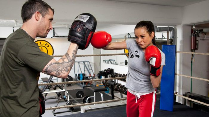 What is a boxing workout plan?