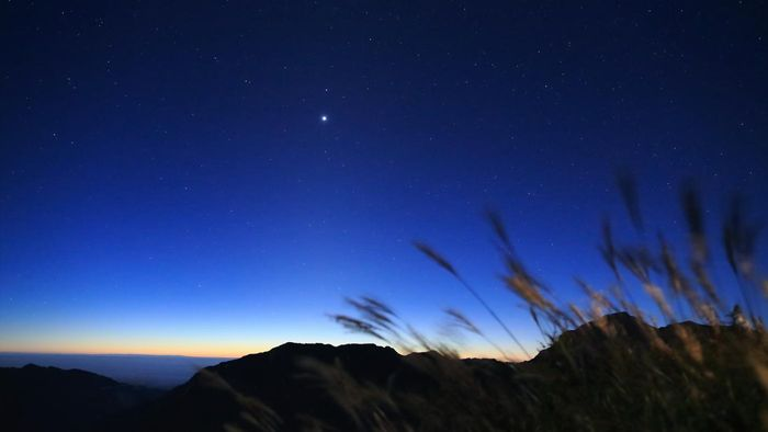 What Is the Bright Star in the Evening Sky?