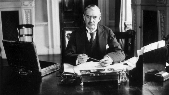 Who Was the British Prime Minister During World War II?