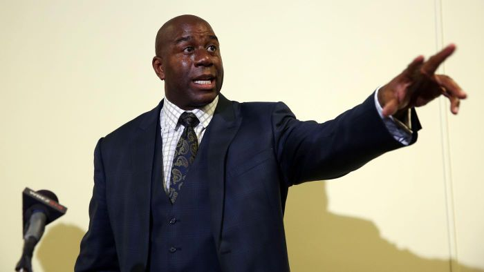 What Business Does Magic Johnson Own?