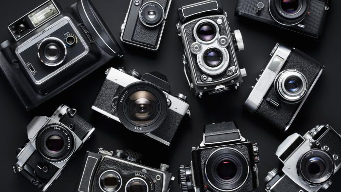 How Have Cameras Changed Over the Years?