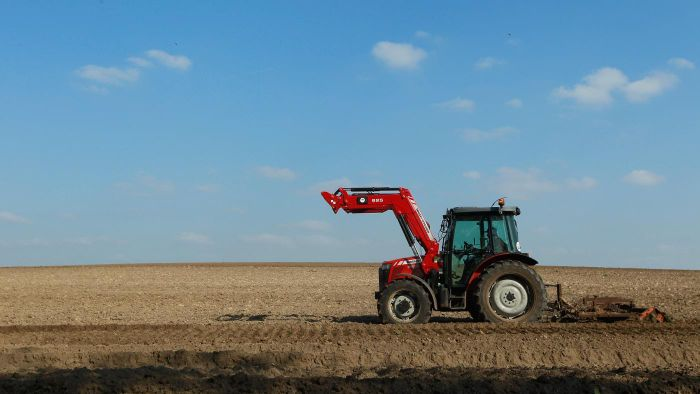 Where Can You Find the Average Price for Used Farm Tractors and Equipment?