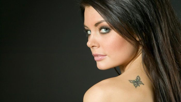 Where Can I Find Butterfly Tattoos?