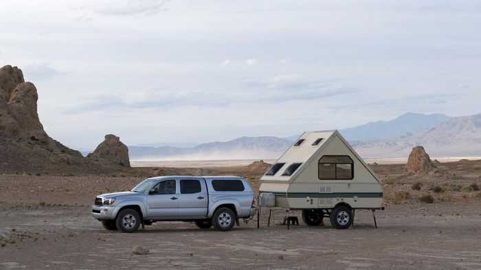 Where can I buy a camper shell for a truck?