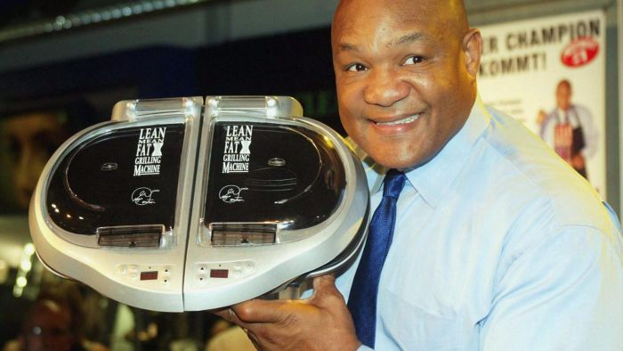 Where can you buy a George Foreman grill?