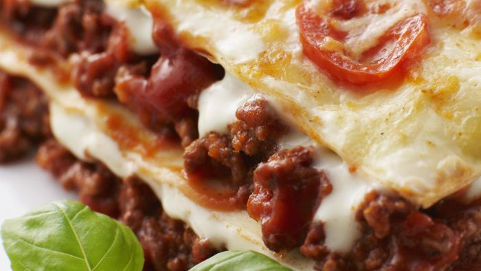 Where Can You Find a Classic Recipe for Lasagna?