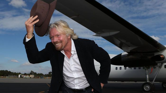 How Can I Contact Richard Branson?