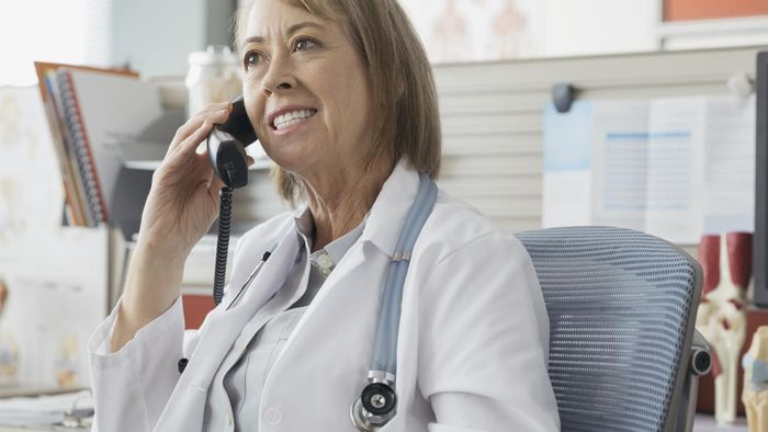 Can a Doctor Answer Health Questions Over the Phone?