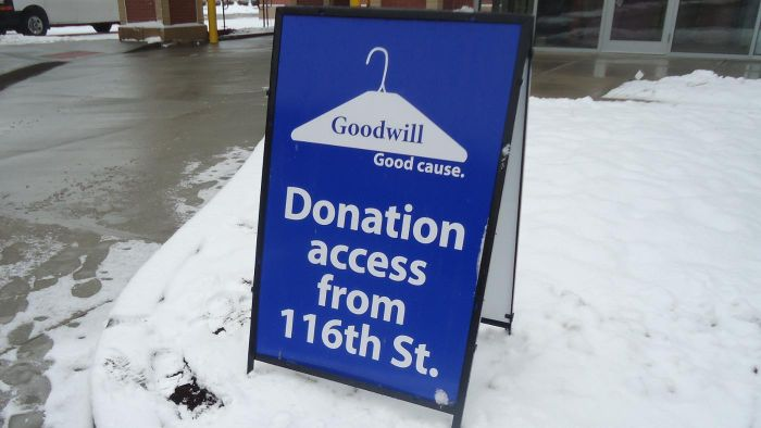 How Can I Donate to Goodwill?
