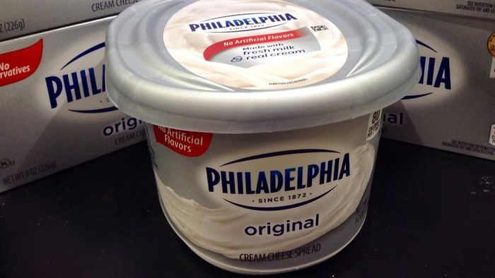 Where can you find easy recipes that use cream cheese?