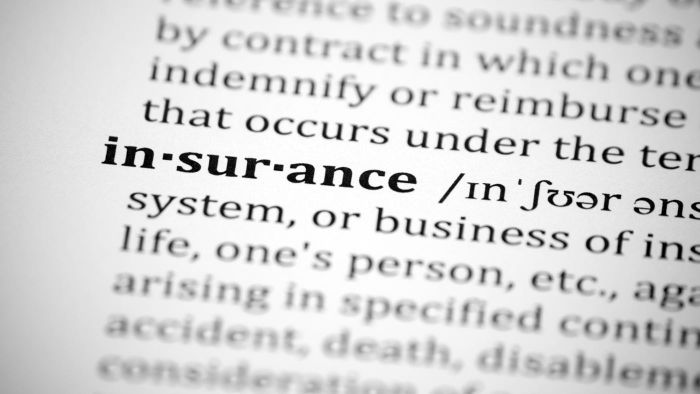 Where Can I Find a Glossary of Insurance Terms?