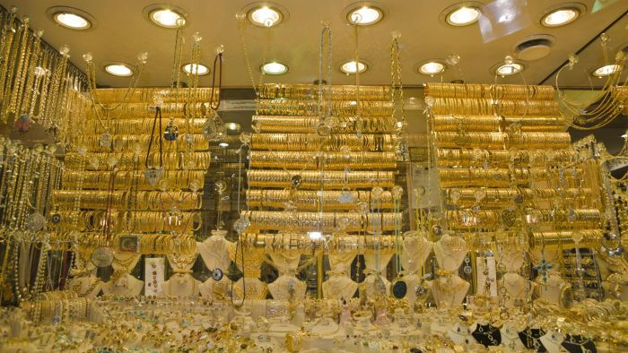 Where Can I Find a Historical Chart of Gold Prices?