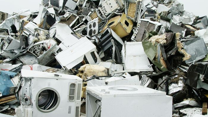 Where Can Household Appliances Be Recycled for Free?