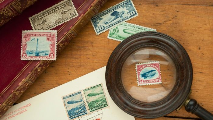 How Can You Identify Stamps?