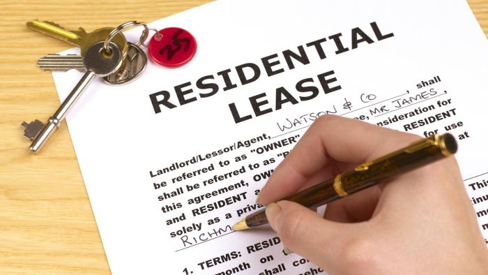 Can a Landlord Terminate a Tenant's Lease by Simply Writing a Termination Letter?