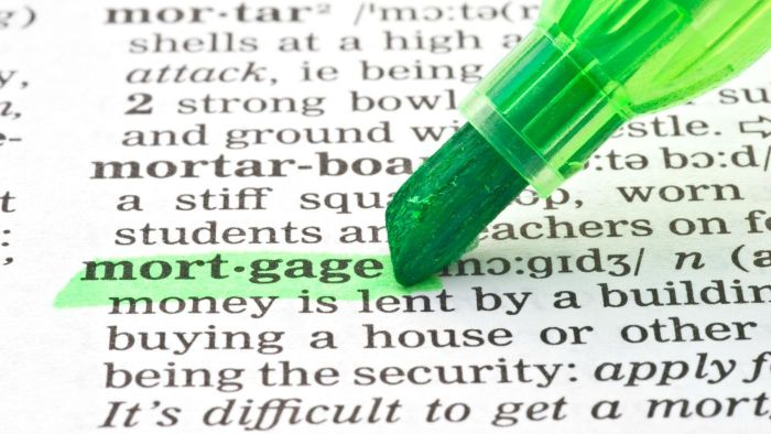 Where can you learn common mortgage terminology?