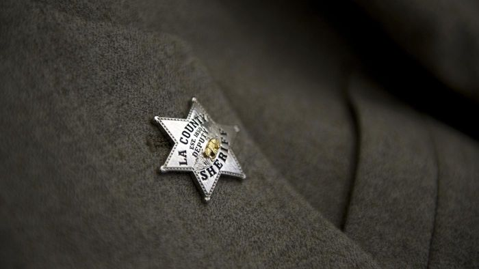 Where Can You Find a List of Los Angeles County Sheriff Codes?