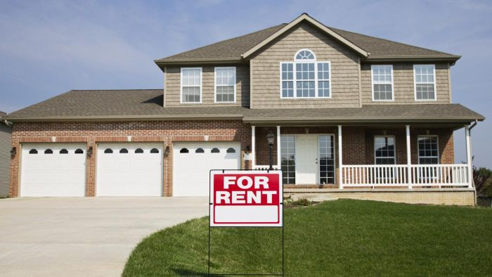 Where Can You Find a Listing of Houses for Rent?