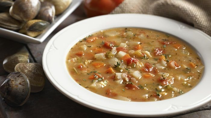 Where Can You Find Manhattan Clam Chowder Recipes?