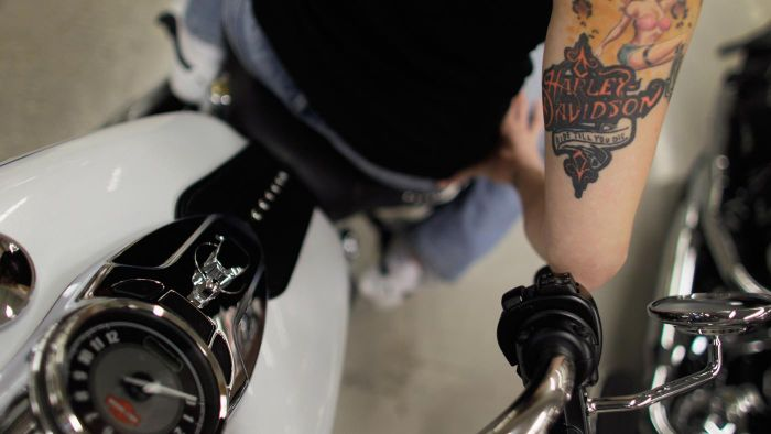 Where Can You Find the Newest Harley-Davidson Tattoo Design?