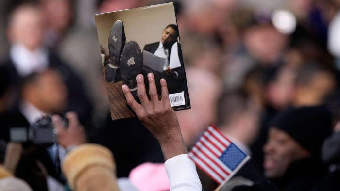 Where Can You Find Obama's Autobiography?