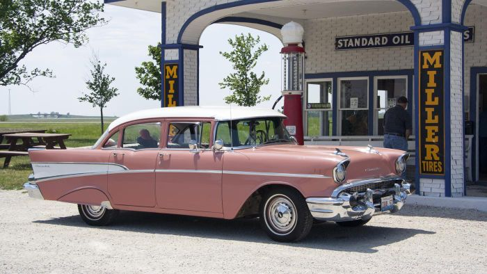 Where Can You Find Old Chevy Cars for Sale?