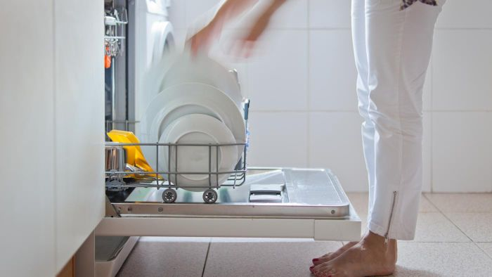 Where Can One Locate a Samsung Service Center to Repair a Dishwasher?