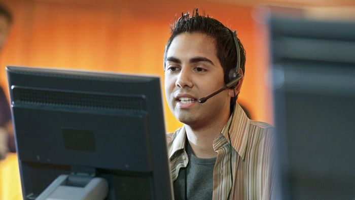 How can one set up a call center?
