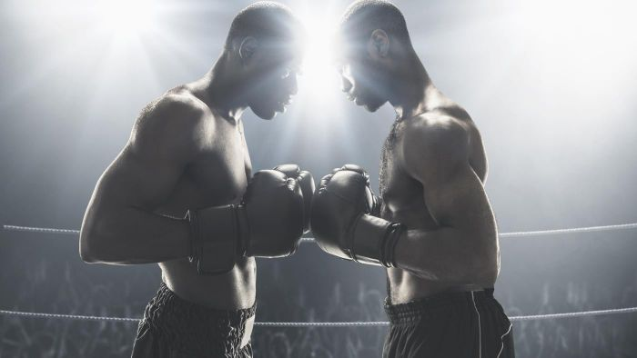 Where Can You Find Out Who Won a Boxing Match?