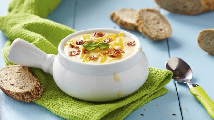 Where Can You Find Paula Deen Potato Soup Recipes?