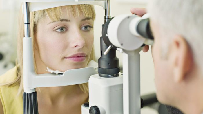 Where Can You Find Pictures of Eye Cataracts?