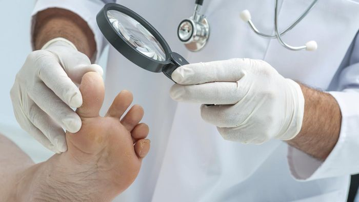 Where Can You Find Pictures of Nail Infections?