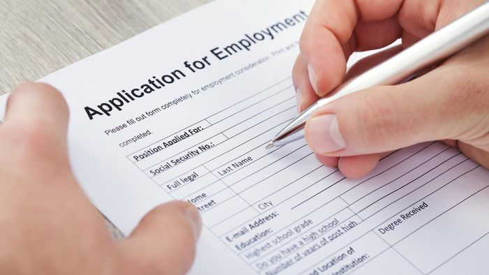 Where Can You Find Printable Job Application Documents?