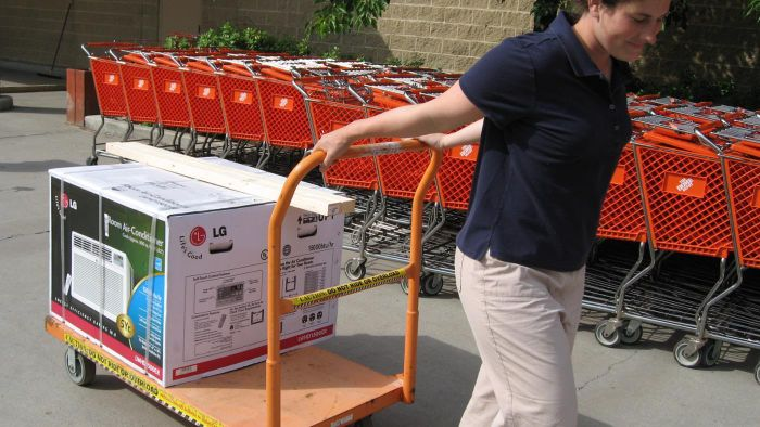 Where can you purchase 12-volt air conditioners?