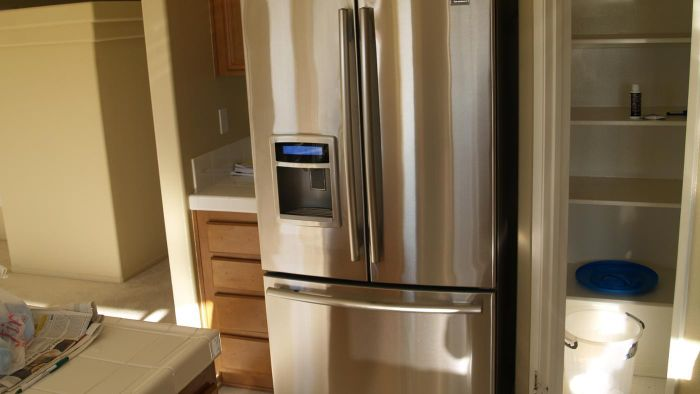 Where can you purchase a GE monogram refrigerator?