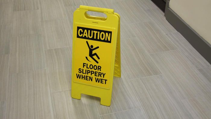How Can You Receive Compensation for a Slip-and-Fall Injury?