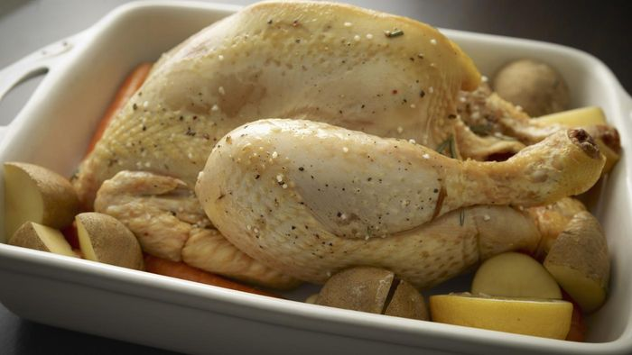 Where Can You Find Recipes for Roasted Chicken?