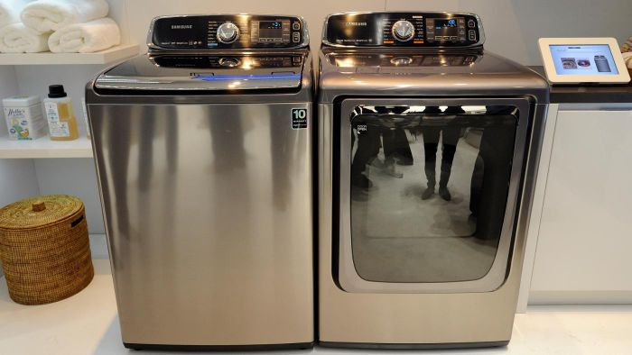 Where Can You Find Reviews of Samsung Washers?