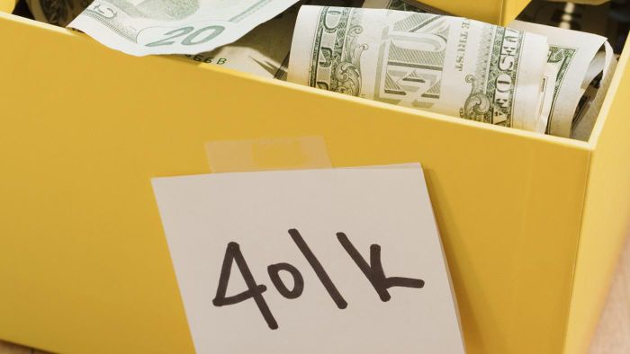 Where can I find the rules for a 401k withdrawal?