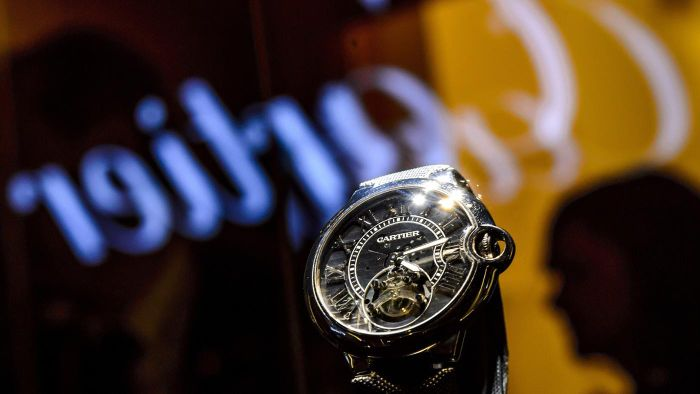 Where Can You Find the Serial Number of a Cartier Watch?