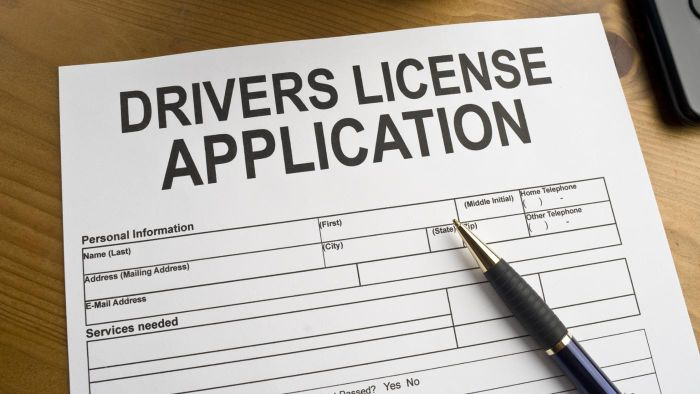 How Can You Sign up for a Driver's License Test?