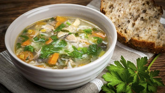 Where Can You Find Soup Recipes?