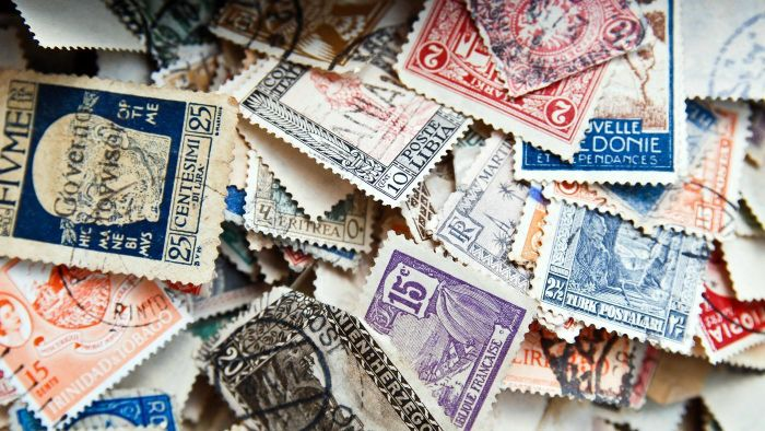 Can stamps be used as a legal tender?