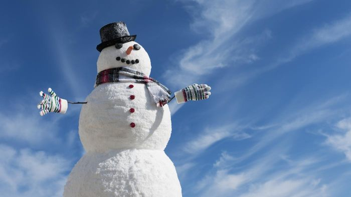 Where Can You Find Stock Photos of Snowmen?